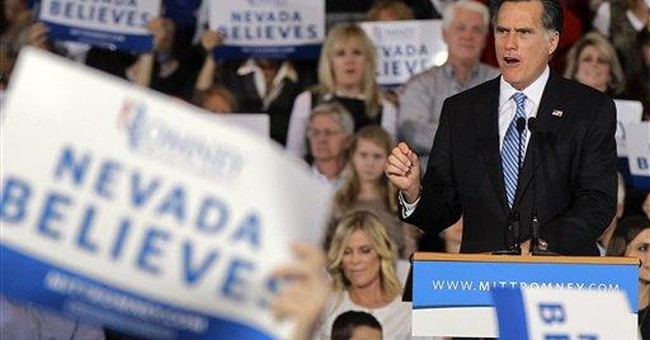 Pitfalls, promise for Obama and Romney in Nevada